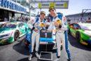 Patric Niederhauser ist Meister des ADAC GT Masters 2019
