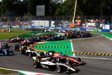 FIA Formula 3 –  Shwartzman back to his scintillating best in Monza Race 1