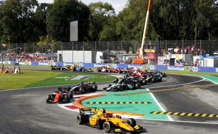 FIA Formula 2 –  Aitken fires to third F2 win in Monza Sprint