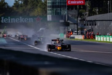 FIA Formula 3 – Terrific Tsunoda soars to first F3 win in Monza