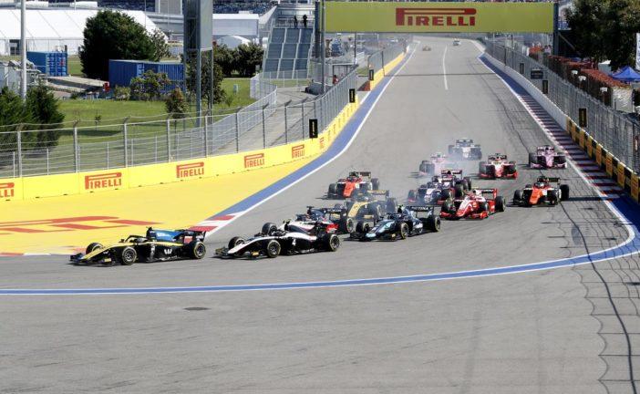 FIA Formula 2 – Defensive masterclass seals Ghiotto victory in Sochi Sprint