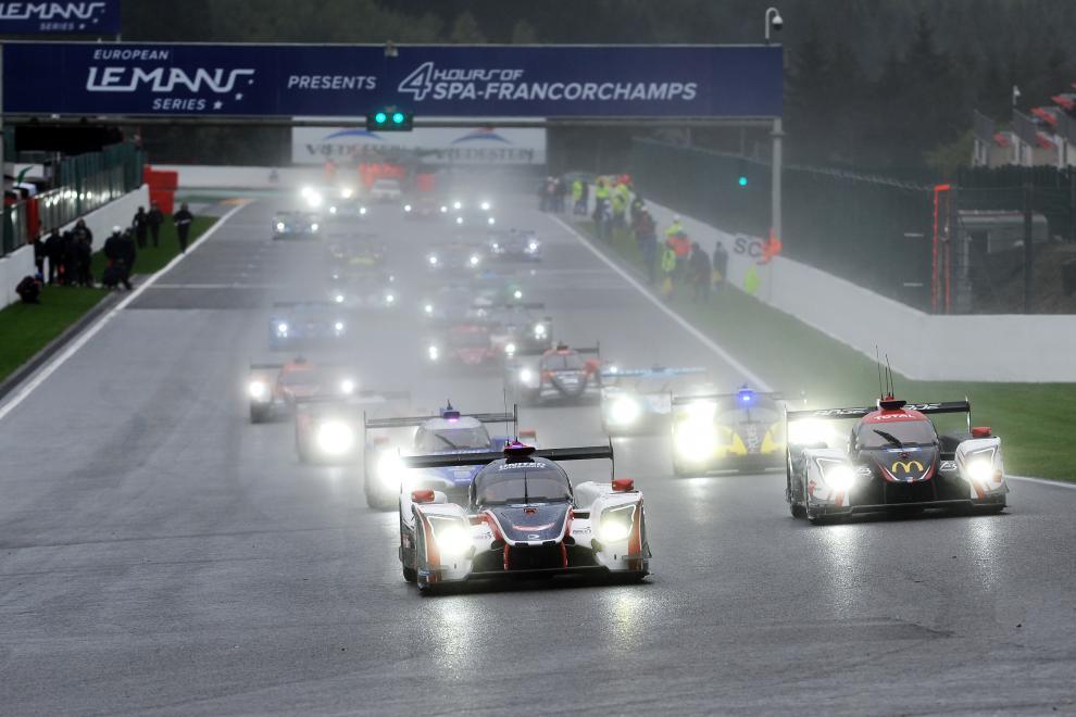 ELMS - Spa-Francorchamps : 38 voitures pour la victoire