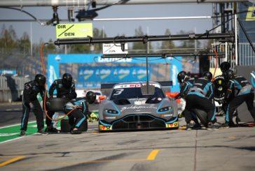 Renndebüt des Aston Martin Vantage DTM auf dem Nürburgring