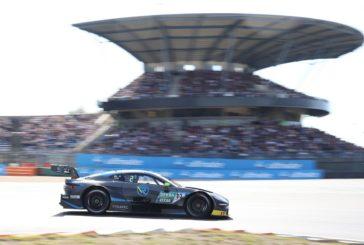 DTM –  Schwieriges Rennen für R-Motorsport auf dem Nürburgring