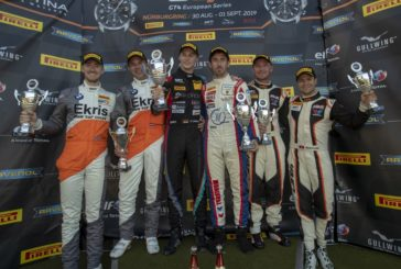 GT4 European Series – Double podium pour Patric Niederhauser