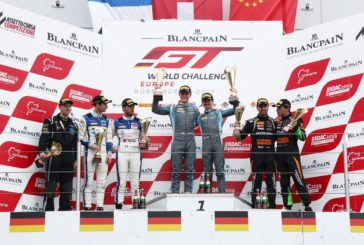 Blancpain GT World Challenge Europe – R-Motorsport s'impose au Nürburgring