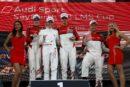 Audi Sport Seyffarth R8 LMS Cup – Rahel Frey s'offre le doublé au Nürburgring