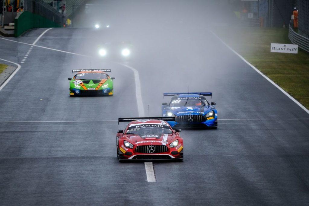 Blancpain GT World Challenge - Doublé pour Raffaele Marciello, Orange1 FFF Racing Lamborghini champion