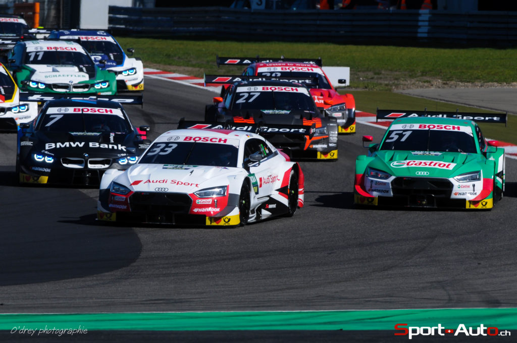 DTM - Nürburgring - L'effet papillon