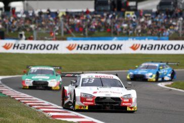 Kraftprobe am Rast-Platz Nürburgring: Titel-Endspurt in der DTM