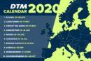 DTM-Kalender 2020: mehr Veranstaltungen, mehr europäische Länder