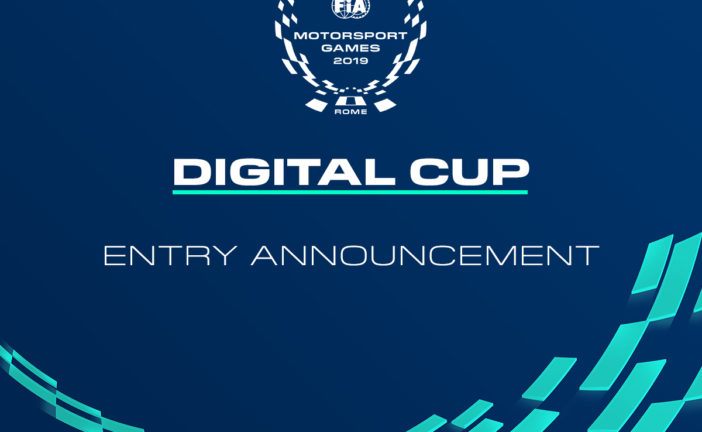 16 nations committed to Digital Cup