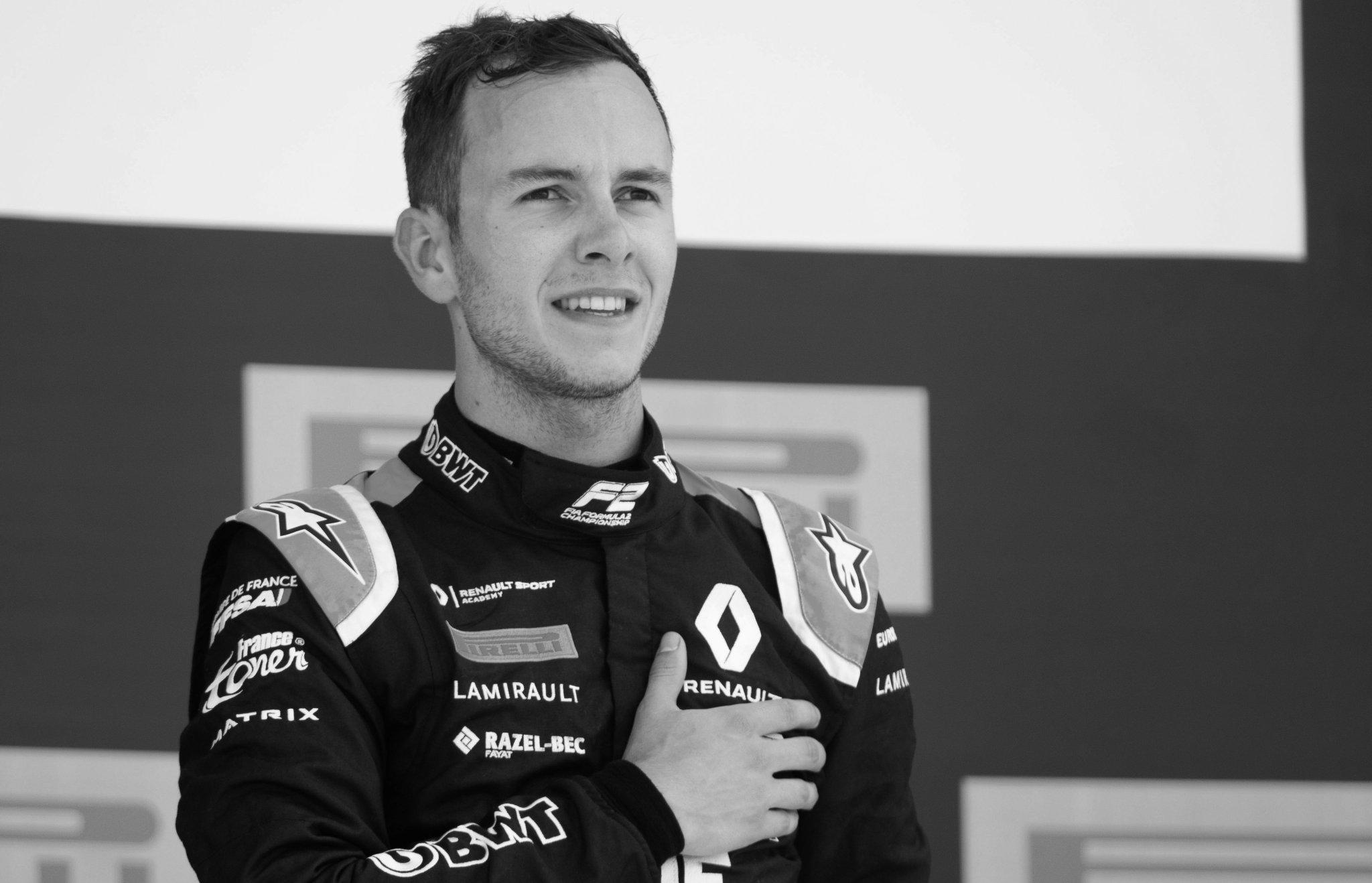 FIA F2 – GP de Belgique: Courses annulées après le décès tragique d'Anthoine Hubert