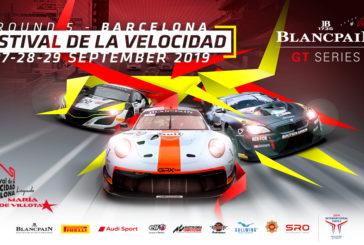 Final showdown awaits as Blancpain GT Series heads for Barcelona