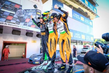 Orange1 FFF Racing makes history as Lamborghini squad completes Blancpain GT Series championship sweep at Circuit de Barcelona-Catalunya