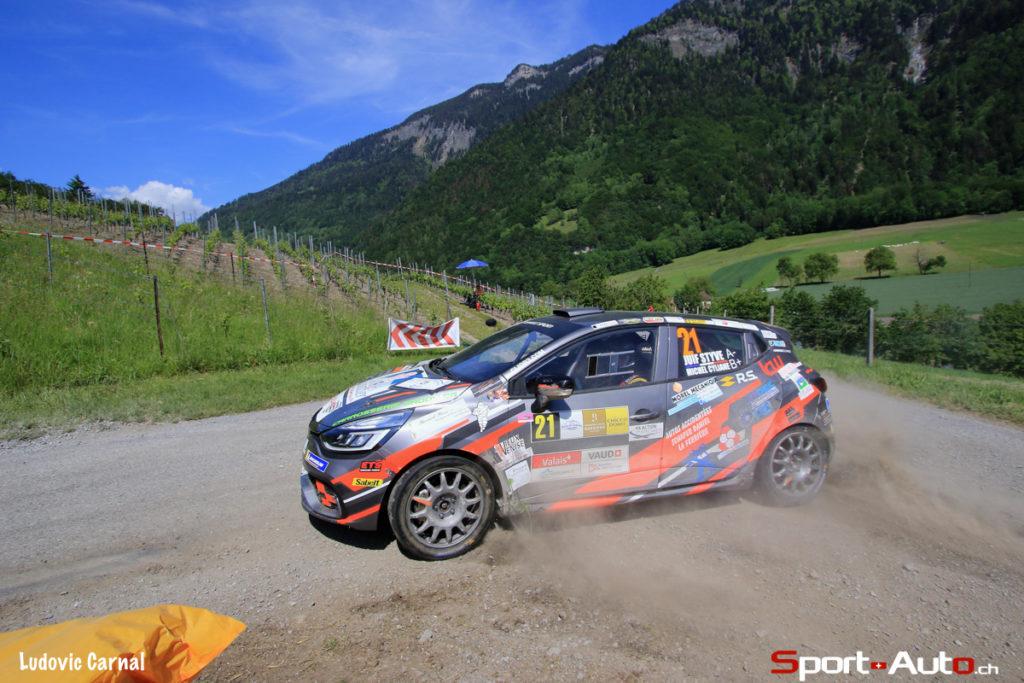 Rallye du Mont-Blanc - Clio R3T Alps Trophy : Duel très attendu à l'ombre du Mont-Blanc !