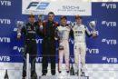 Fia Formula 2 –  De Vries storms to Championship title with Sochi Feature Race victory