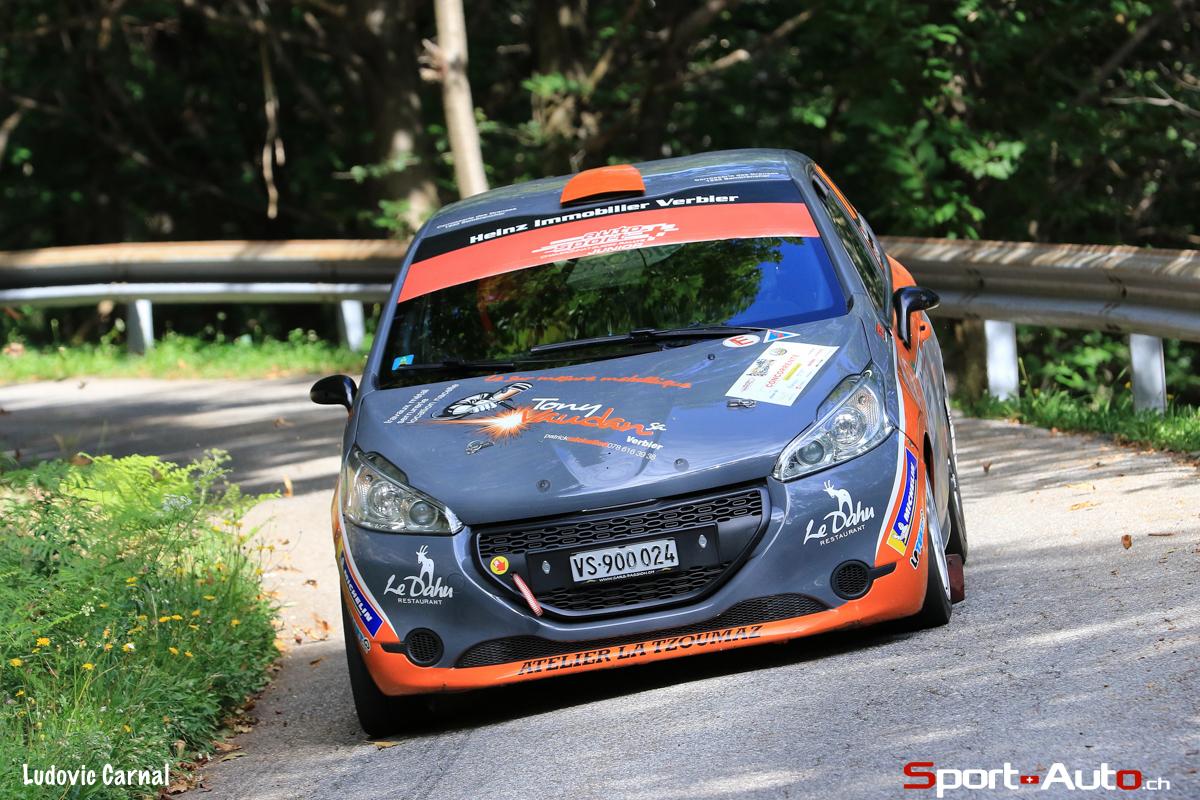 Championnat Suisse Rallye Junior : qui veut succéder à Jonathan Michellod ?