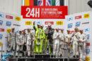 24h Series – Adrian Amstutz et ses coéquipiers remporte les 24h de Barcelone