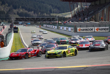 24h Series presents spectacular calendar for 2020