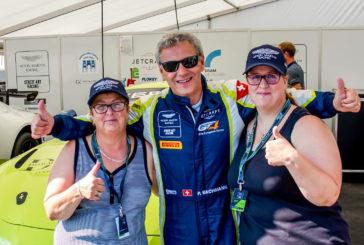 Concours Sport-Auto.ch / Ass. Suisse des Rallyes Historiques : Sandy nous raconte son week-end de rêve