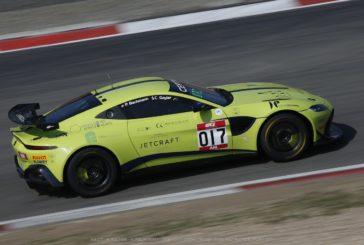 GT4 European Series – Pascal Bachmann et son coéquipier Clément Seyler champions AM 2019