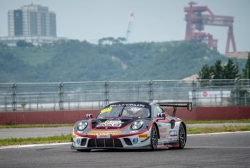 Blancpain GT World Challenge Asia title open for Porsche Motorsport Asia Pacific customers