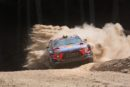 WRC – Thierry Neuville holds third place at the end of Friday