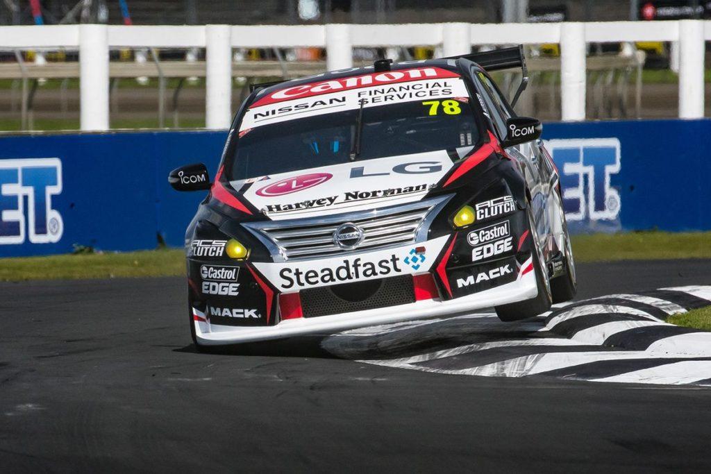 Supercars – Simona de Silvestro septième à Auckland