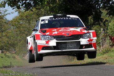 Rallye du Suran 2019 – Les Suisses en forme