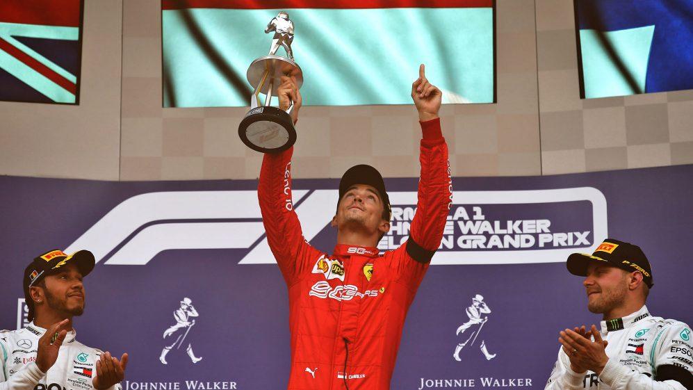F1 – GP de Belgique: Charles Leclerc gagne en l'honneur d'Anthoine Hubert. Aucun point pour Alfa Romeo Sauber et Grosjean