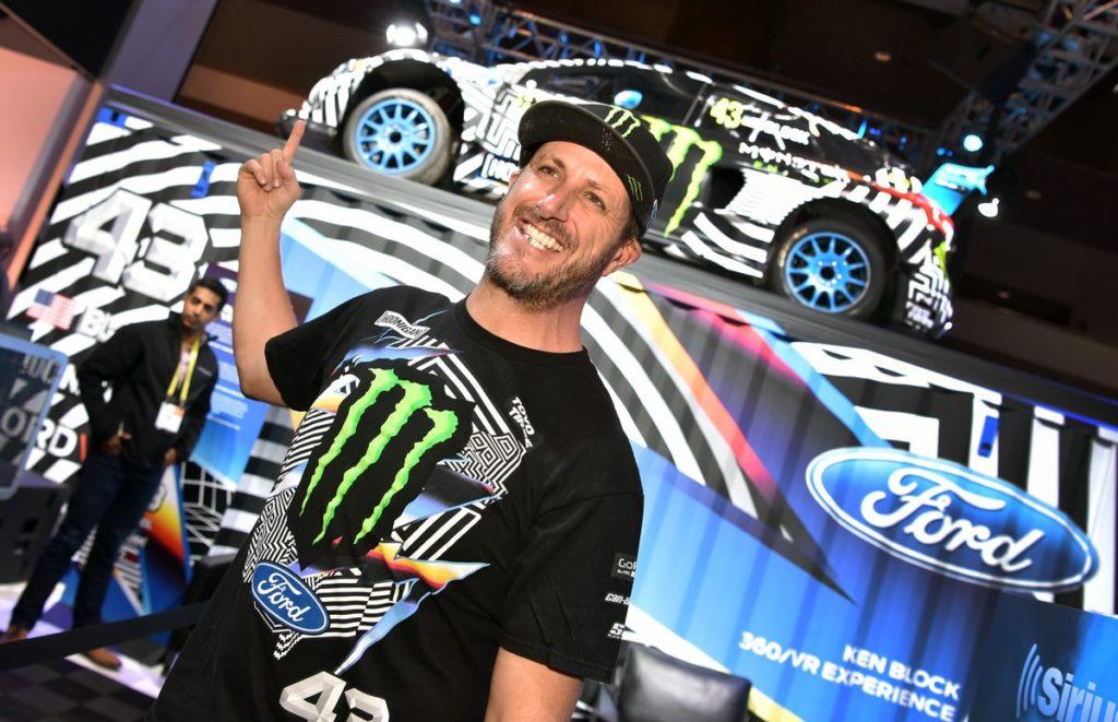 Ford détient le record de victoires au Rallye International du Valais