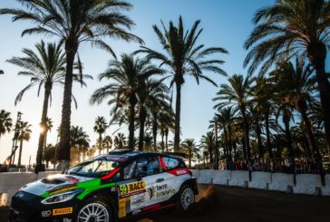 2019 Junior WRC Champion makes successful WRC 2 debut