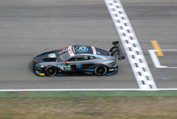 DTM-Finale in Hockenheim: R-Motorsport schließt Debütsaison des Aston Martin Vantage DTM ab