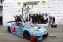 Perfekter Saisonabschluss für Patric Niederhauser im ADAC GT Masters