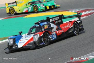 ELMS – Portimão : Jonathan Hirschi sur le podium, victoire et titre LMP2 2019 pour IDEC Sport