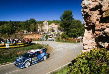 WRC – M-Sport Ford show potential in Spain