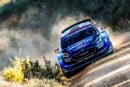 WRC – M-Sport Ford show flashes of Speed