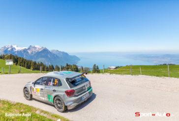 Cédric Althaus est de retour avec la Polo R5 du Sébastien Loeb Racing