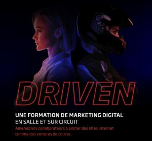 Atelier de marketing digital - Driven
