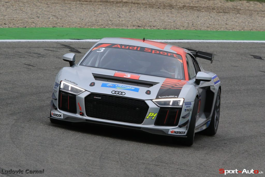 Audi Sport Seyffarth R8 LMS Cup - Nouveau doublé Suisse et nouvelle victoire de Rahel Frey à Hockenheim
