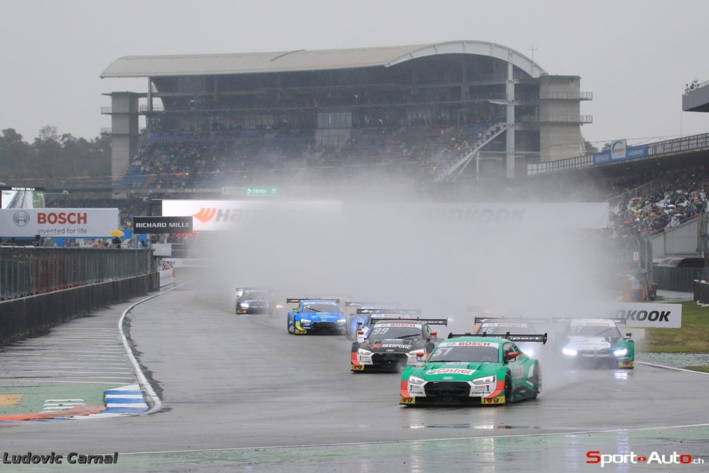 DTM - Nico Müller remporte la finale et assure le titre de vice-champion
