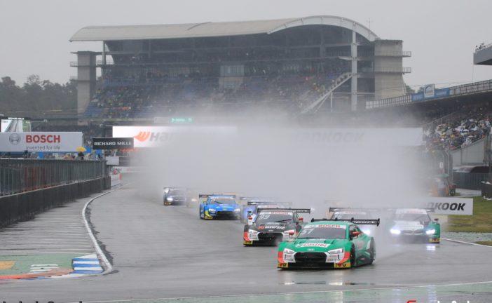 DTM – Müller setzt den Schlusspunkt – Sieg im Regen Hockenheims