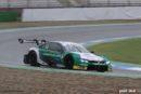 BMW und Marco Wittmann starten mit Podestplatz ins Final-Wochenende der DTM – Vier BMW Fahrer punkten in Hockenheim.