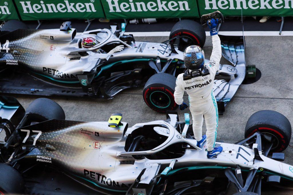 F1 – GP du Japon: Bottas imperturbable, Mercedes sacré. Course anonyme pour Grosjean et Alfa Romeo.