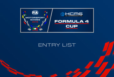 20 rising stars eager for KCMG Formula 4 Cup gold in Rome