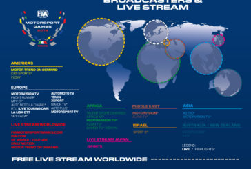 Extensive coverage places inaugural FIA Motorsport Games in front of a global audience
