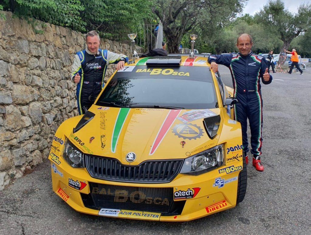 Un champion du monde au départ du Rallye International du Valais