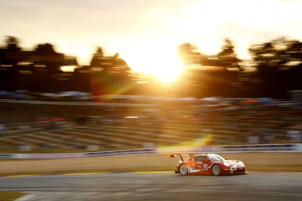 Petit Le Mans – Top 5 pour Simon Trummer, Patrick Pilet deuxième du championnat en GTLM