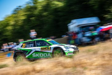 Rovanperä and Kopecký targeting WRC 2 Pro manufacturers' title for Škoda